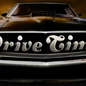 Drivetime Band Logo