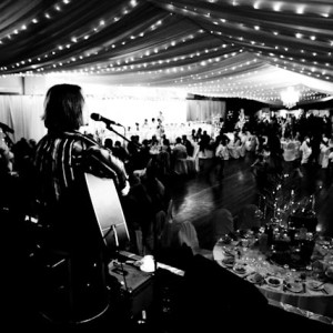 Acoustic Duo Over Dinner For Wedding